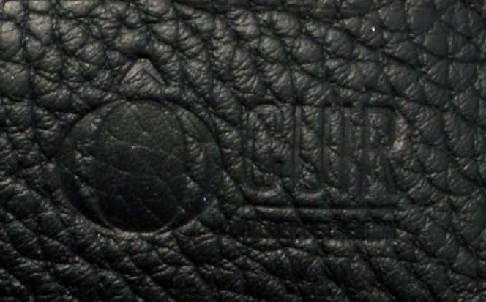 Noir (cuir pleine fleur)